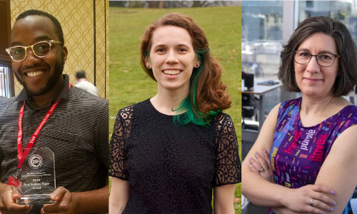 Kentrell Owens, Camille Cobb, and Lorrie Cranor studied people's attitudes and reactions to prison surveillance.